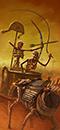 Skeleton Archer Chariot