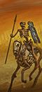 Skeleton Horsemen