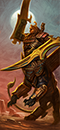 The Sphinx of Usekph (Necrosphinx)