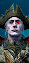 Vampire Fleet Admiral (Polearm - Vampires) (Rotting Promethean)