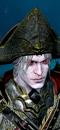 Vampire Fleet Admiral (Polearm - Death)