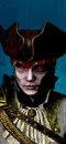 Vampire Fleet Captain (Vampires) (Rotting Promethean)