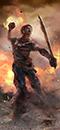 Zombie Pirate Gunnery Mob (Bombers)