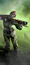 The Black Spot (Zombie Pirate Gunnery Mob - Handguns)