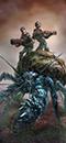 The Lamprey's Revenge (Rotting Prometheans Gunnery Mob)