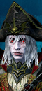 Vampire Fleet Admiral (Pistol - Death)