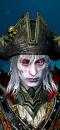 Vampire Fleet Admiral (Pistol - Deep) (Rotting Promethean)