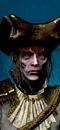 Vampire Fleet Captain (Death) (Rotting Promethean)