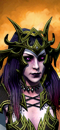 Supreme Sorceress (Death) (Black Dragon)