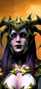 Supreme Sorceress (Beasts) (Dark Steed)