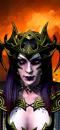Supreme Sorceress (Dark) (Dark Steed)