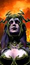 Supreme Sorceress (Fire) (Black Dragon)
