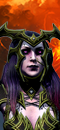 Supreme Sorceress (Shadow) (Dark Steed)