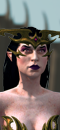Zauberin (Bestien) (Dunkelelfenross)