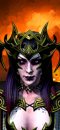 Supreme Sorceress (Dark) (Manticore)