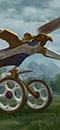 Adlerklaue-Speerschleuder