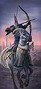 Patrouilleurs archers ellyriens