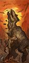 Feral Carnosaur