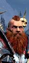 Wulfrik the Wanderer (War Mammoth)