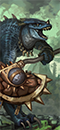 Saurus Warriors (Shields)