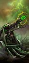 Warp Lightning Cannon