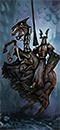 Verek's Reavers (Black Knights - Lances & Barding)