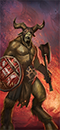 Black-Horn's Ravagers (Gor Herd - Shields)