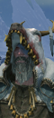 Czarownik Szaman (Metal) (Rydwan Chaosu)