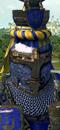 Alberic de Bordeleaux (Barded Warhorse)