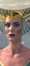 Prophetess (Beasts) (Barded Warhorse)
