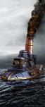 炮船 - 矮人勇士