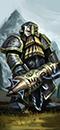 鐵龍手炮兵(巨魔之錘火箭發射器)