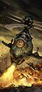 矮人直升機(硫磺炮)