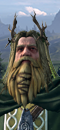 Hechicero de Jade (Caballo de Guerra con barda)