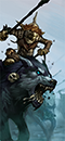 Mondanheuler (Goblin-Wolfsreiter)