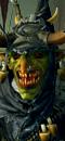 Chefe de Guerra dos Goblins da Noite (Squig das Cavernas Imenso)