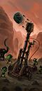 Martelo de Gork (Lança-Pedras dos Goblins)