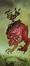 Squig di Durkit (Goblin delle Tenebre Saltasquig)