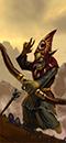 Uz Arqueru Inferrujado (Arqueiros dos Goblins da Noite)