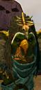Goblin Great Shaman (Giant Wolf)