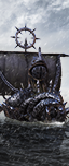 Bloodship - Chaos Marauders (Great Weapons)