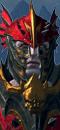 The Red Duke (Zombie Dragon)
